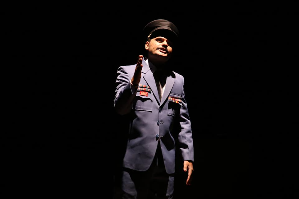 ACTA Student\'s Play The \'COURT MARTIAL\' At Arts Council Karachi-1