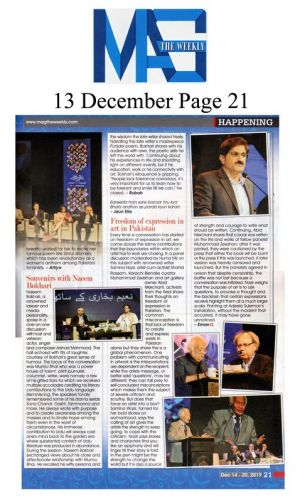13th Dec 2019, Mag The Weekly Page 21