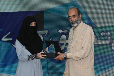 15th Sathee Writers Awards 2019 At Arts Council Karachi (1)
