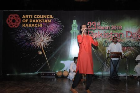 23rd March Celebrations At Arts Council Of Pakistan Karachi (16)