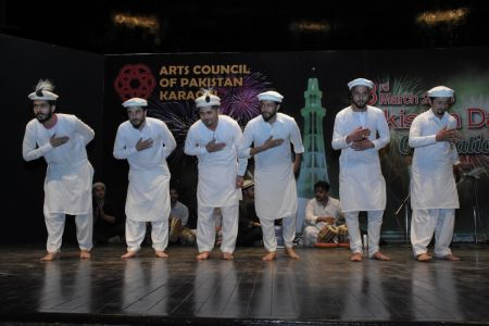 23rd March Celebrations At Arts Council Of Pakistan Karachi (18)