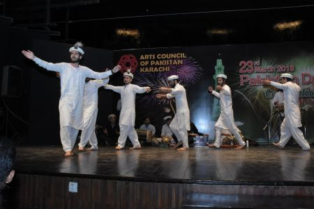23rd March Celebrations At Arts Council Of Pakistan Karachi (19)