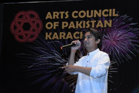 23rd March Celebrations At Arts Council Of Pakistan Karachi (24)