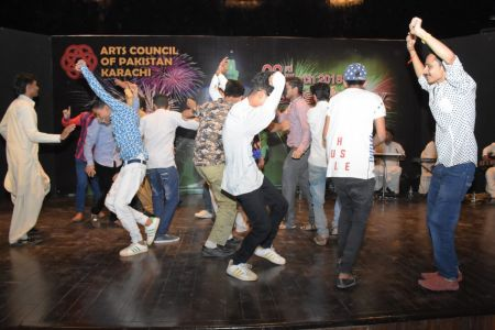 23rd March Celebrations At Arts Council Of Pakistan Karachi (25)