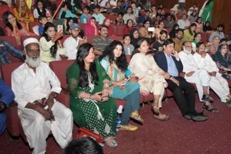23rd March Celebrations At Arts Council Of Pakistan Karachi (29)