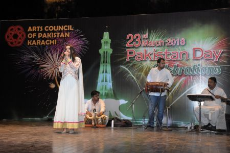 23rd March Celebrations At Arts Council Of Pakistan Karachi (30)