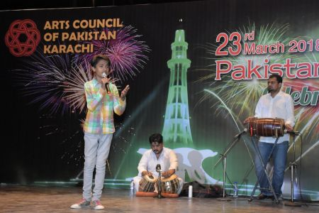 23rd March Celebrations At Arts Council Of Pakistan Karachi (32)
