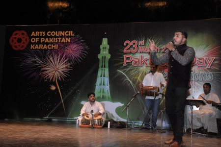 23rd March Celebrations At Arts Council Of Pakistan Karachi (33)