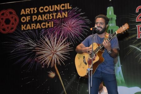 23rd March Celebrations At Arts Council Of Pakistan Karachi (35)