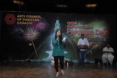 23rd March Celebrations At Arts Council Of Pakistan Karachi (37)