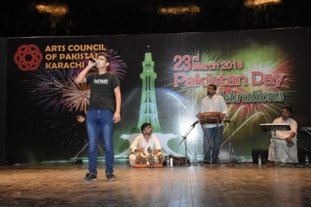 23rd March Celebrations At Arts Council Of Pakistan Karachi (38)
