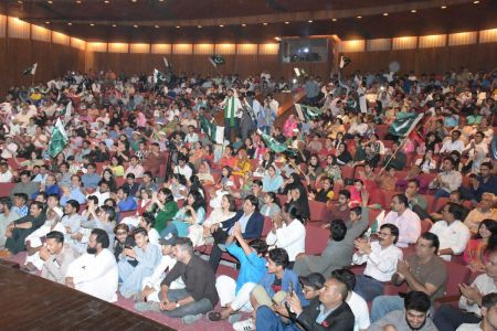 23rd March Celebrations At Arts Council Of Pakistan Karachi (4)