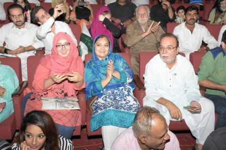 23rd March Celebrations At Arts Council Of Pakistan Karachi (5)