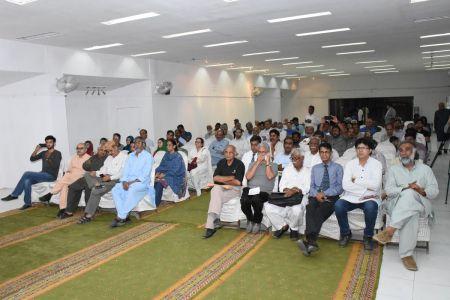 25th Habib Jalib Amn Award 2018 At Arts Council Karachi (12)