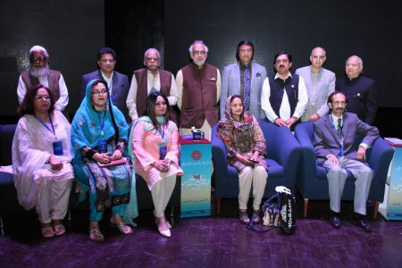 2nd Day, 2nd Session Of Aalmi Urdu Conference 2018 At Arts Council Karachi (12)