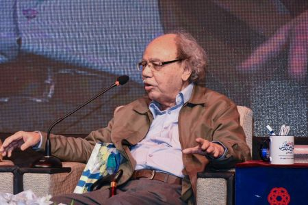 2nd Day, Session Kishwer Naheed Se Mulaqat In 12th Aalmi Urdu Conference 2019 (3)