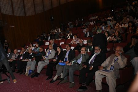 2nd Day, Session Kitabon Ki Roonmai In 12th Aalmi Urdu Conference 2019 (5)