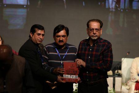 2nd Day, Session Yark Shair Adabi Forum, Taqreeb E Award In 12th Aalmi Urdu Conference 2019 (13)