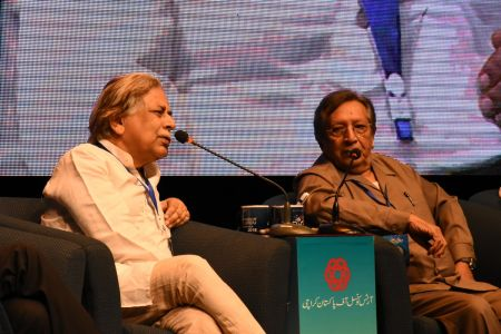 3rd Day, 5th Session, Aalmi Urdu Conference 2018 At Arts Council Karachi (7)