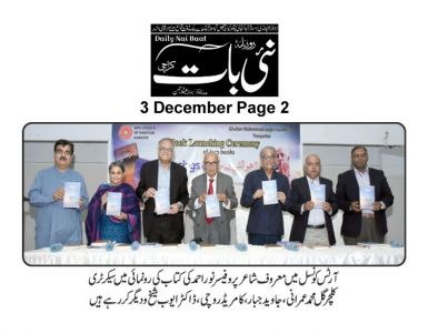 3rd Dec 2019, Naibaat Page-