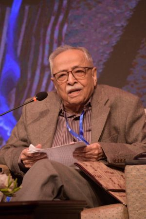 3rd Day, Session  Urdu Fiction,  Moasir Manzar Nama In 12th Aalmi Urdu Conference 2019 (10)