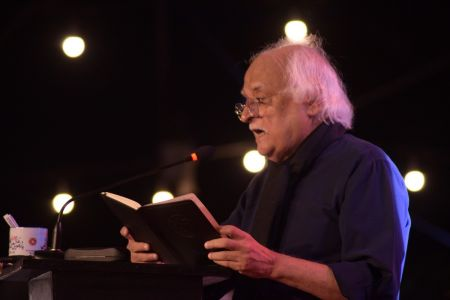 4th Day, Session Anwar Maqsood In Aalmi Urdu Conference 2019 (1)