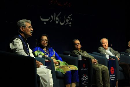4th Day, Session Bachon Ka Adab In 12th Aalmi Urdu Conference 2019 (8)