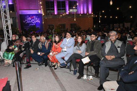 4th Day, Session Naujawano Ka Mushaira In 12th Aalmi Urdu Conference 2019 (14)