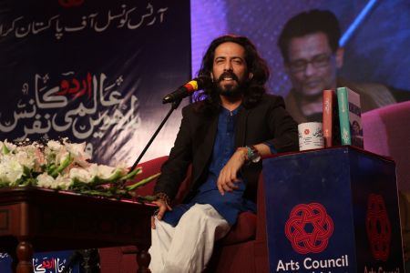4th Day, Session Naujawano Ka Mushaira In 12th Aalmi Urdu Conference 2019 (28)