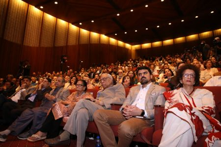 5th Dec Opening Session Of 12th Aalmi Urdu Conference At Arts Council Karachi (7)