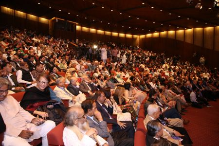 5th Dec Opening Session Of 12th Aalmi Urdu Conference At Arts Council Karachi (9)