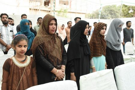 5th Feb Kashmir Day At Arts Council Of Pakistan Karachi (12)