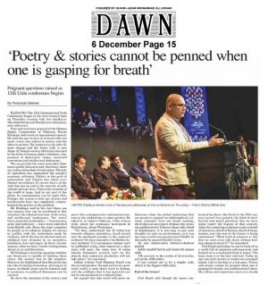6th Dec 2019, Dawn Page 15
