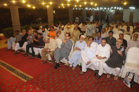 9 May 2014 Ammar Iqbal K Saath Shaam 15