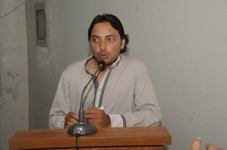 9 May 2014 Ammar Iqbal K Saath Shaam 8