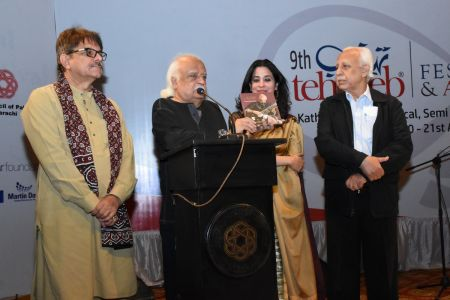 9th Tehzeeb Festival & Awards At Arts Council Karachi(14)