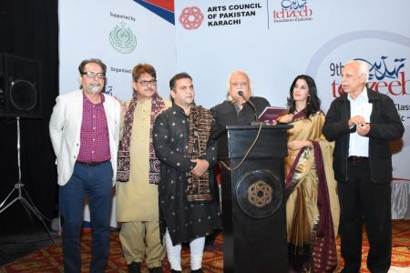 9th Tehzeeb Festival & Awards At Arts Council Karachi(15)