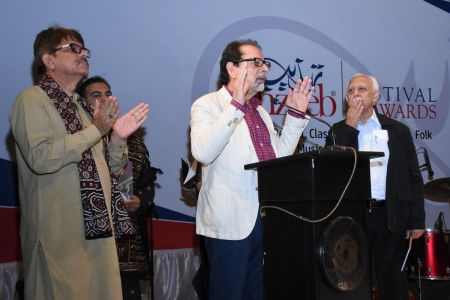 9th Tehzeeb Festival & Awards At Arts Council Karachi(16)