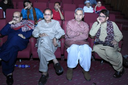 9th Tehzeeb Festival & Awards At Arts Council Karachi(1)