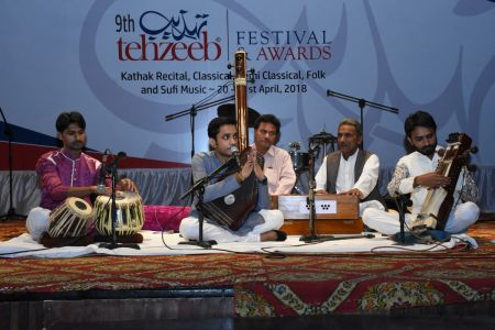 9th Tehzeeb Festival & Awards At Arts Council Karachi(24)