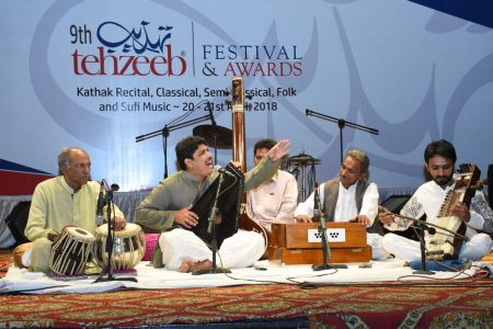 9th Tehzeeb Festival & Awards At Arts Council Karachi(29)