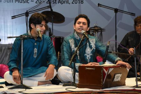 9th Tehzeeb Festival & Awards At Arts Council Karachi(37)