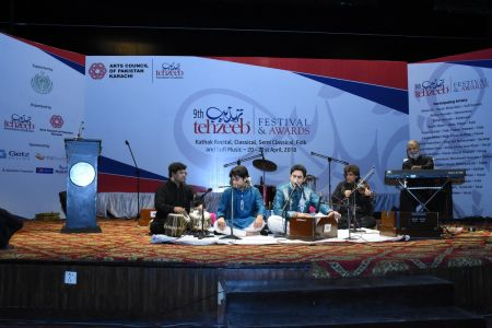 9th Tehzeeb Festival & Awards At Arts Council Karachi(38)