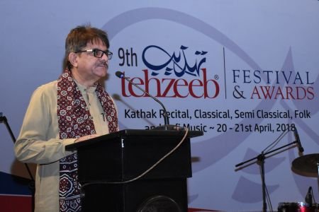 9th Tehzeeb Festival & Awards At Arts Council Karachi(4)