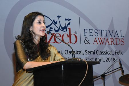 9th Tehzeeb Festival & Awards At Arts Council Karachi(7)