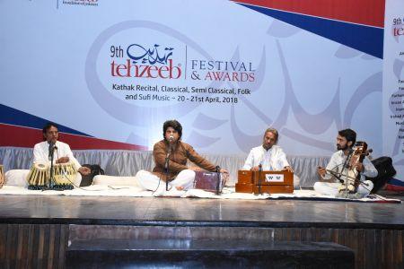 9th Tehzeeb Festival & Awards At Arts Council Karachi (7)