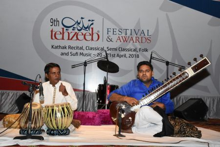 9th Tehzeeb Festival & Awards At Arts Council Karachi(8)