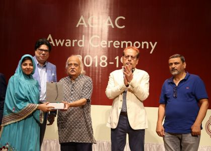 ACIAC Graduation Award Ceremony 2018-19 At Arts Council Karachi (3)
