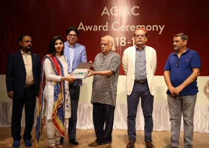 ACIAC Graduation Award Ceremony 2018-19 At Arts Council Karachi (5)