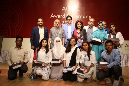 ACIAC Graduation Award Ceremony 2018-19 At Arts Council Karachi (7)
